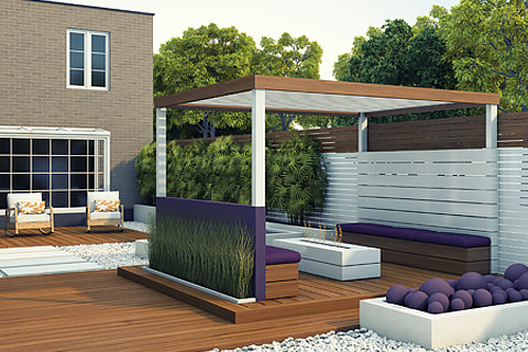 pergola sunshine coast